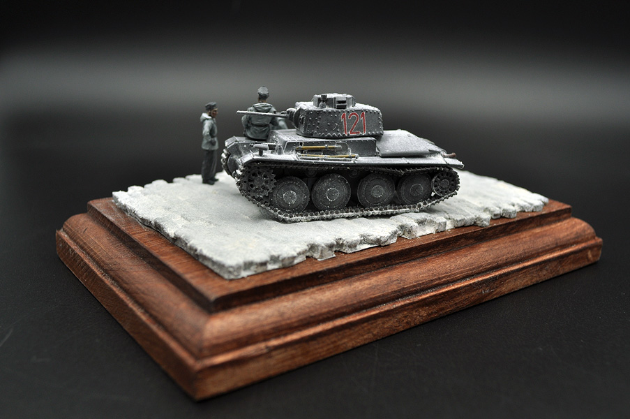 [WWII] Pz Kpfw 38(t) Ausf. C