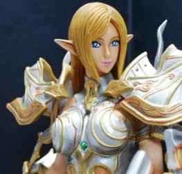 Elf Warrior Charlize