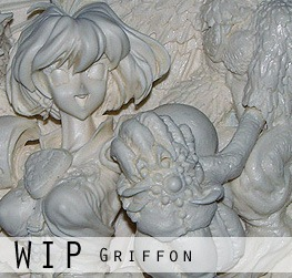 [Intron Depot 2: Blades] Griffon