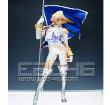 Sheryl Nome with Flag