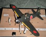 A6M2b Zeke Fighter