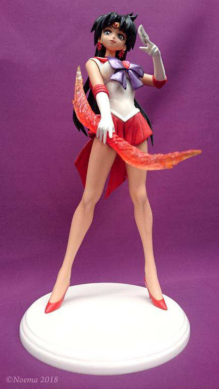 Super Sailor Mars - Firebow