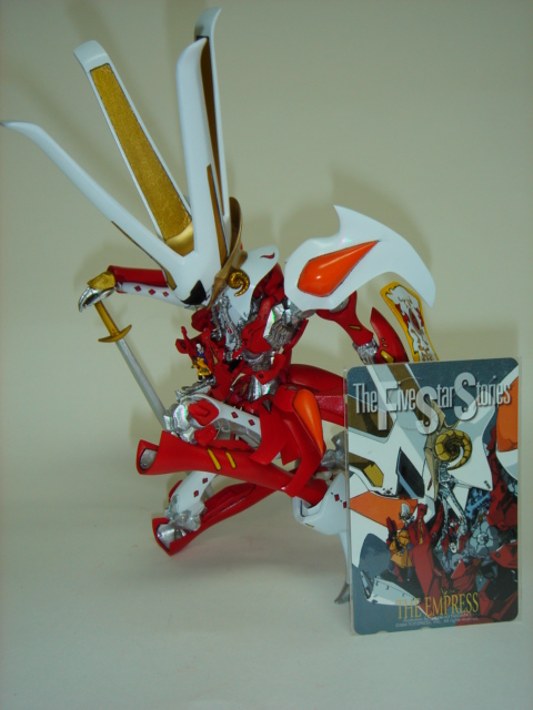 1/100Volks FSS The Flame Empress with Magdall&Depr