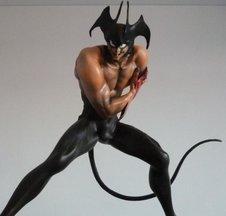 devilman anime version resin kit