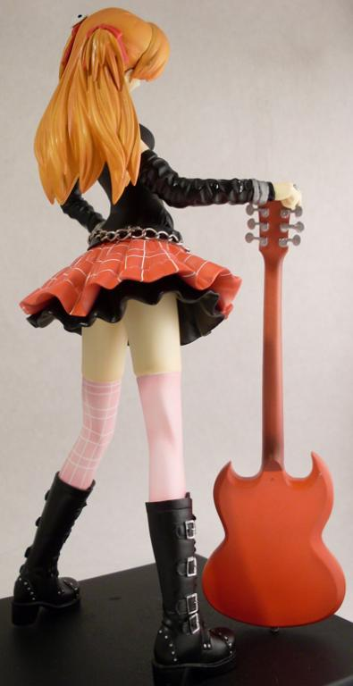 Asuka with guitar