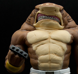 [Street Sharks] Big Slammu