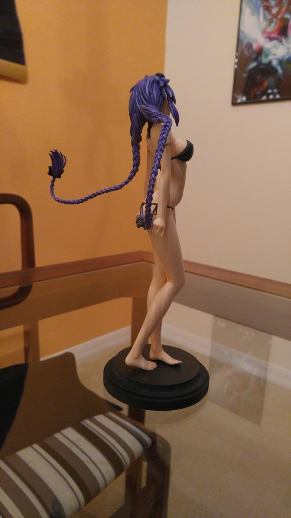 Purple Heart Swimsuit Version