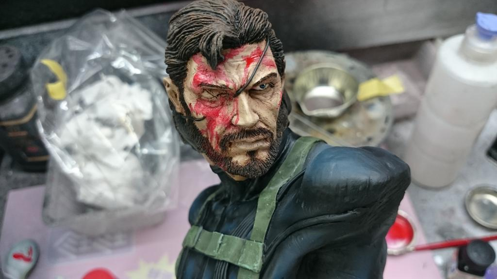 Big Boss Bust (Ground Zeroes)