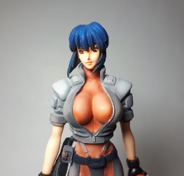 1/8 motoko kusanagi(Ghost in the shell)