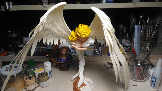 Belldandy With Holybell 1/4 scale