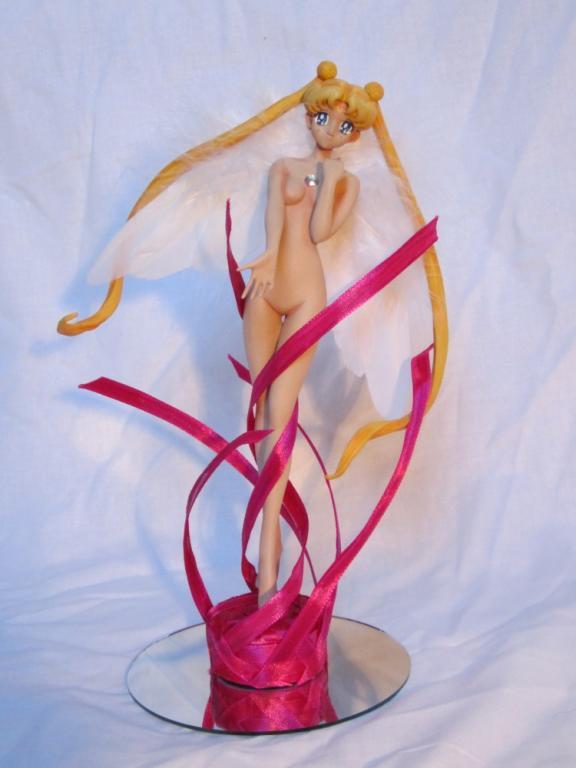 Naked princess Serenity