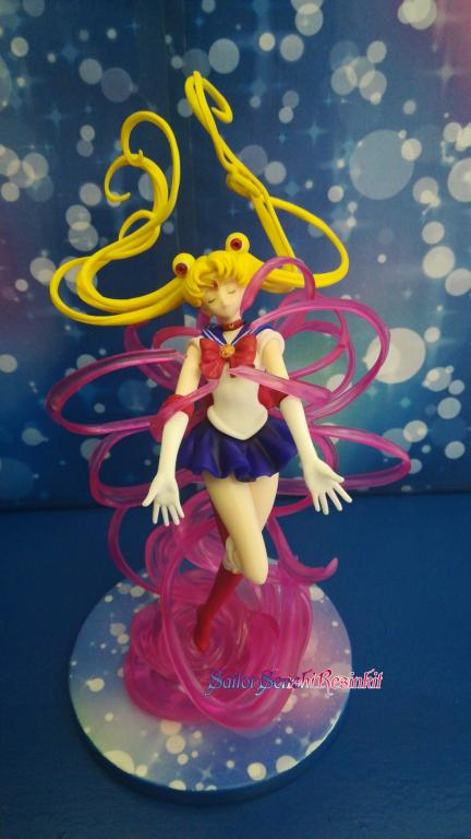 Sailor Moon transformation