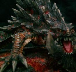 monster hunter 霸龙