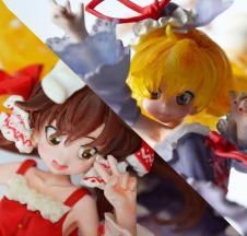 Reimu&Yukari