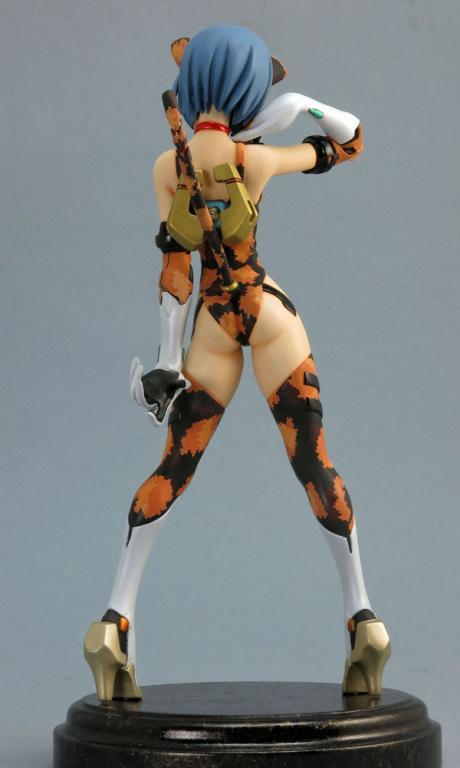 Rei Ayanami Catgirl