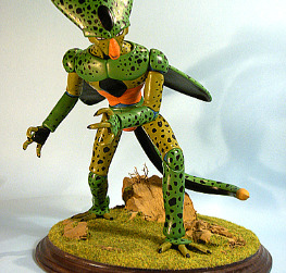 DRAGON BALL Z- CELL 1/8 Sculpt