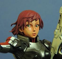Comandante Shepard
