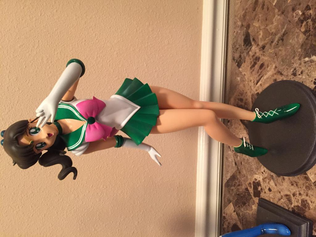 1/4 Sailor Senshi