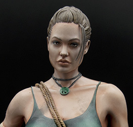 [Tomb Raider] Lara Croft