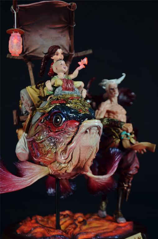 鱼将行-炎星