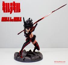 Kill la Kill. Ryuko Matoi Senketsu Version