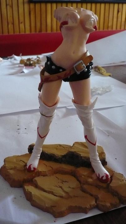 WIP Yoko Littner Bounty Hunter ver. Antihero