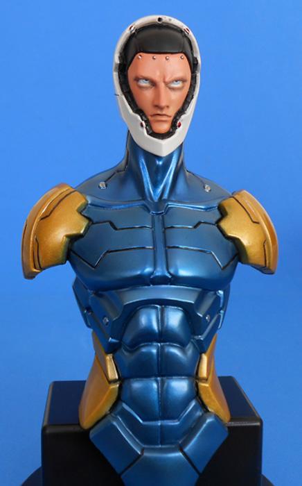Cyborg Ninja Bust