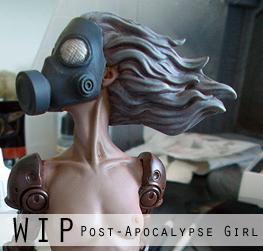 [Misc.] Post-Apocalypse Girl