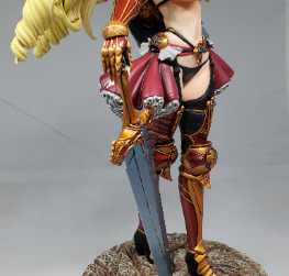 Bikini Warriors - Paladin