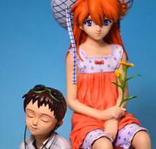Shinji & Asuka