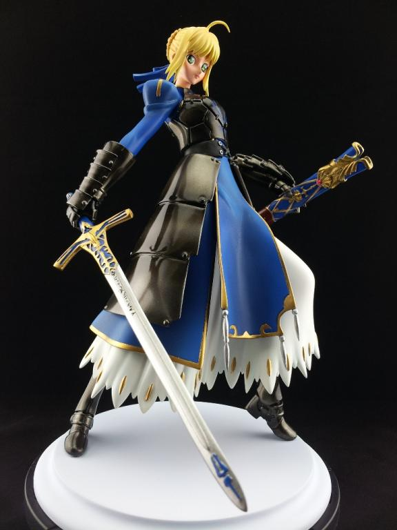 Saber Armor Suit with Sword