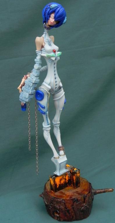 Ayanami Rei Doll Version