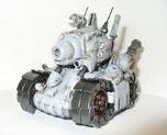 Super vehicle 001 Metal Slug/Bug [DG hobby]