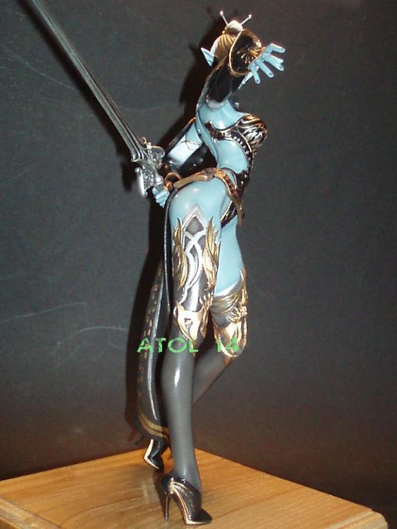 Dark Elfe - Lineage