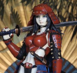 1/6 Samurai Warrior
