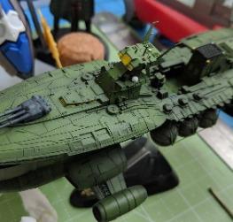 Chivvay-class Heavy Cruiser