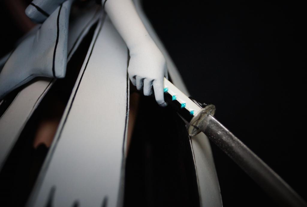 Sakuya/Maxima - Monochrome Version