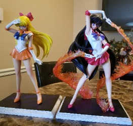 1/5 sailor Mars and Venus