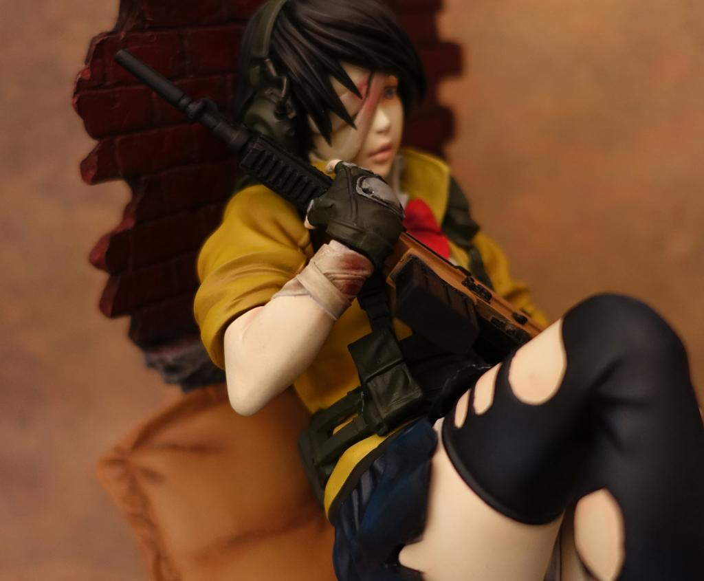 1/7 - War Girl