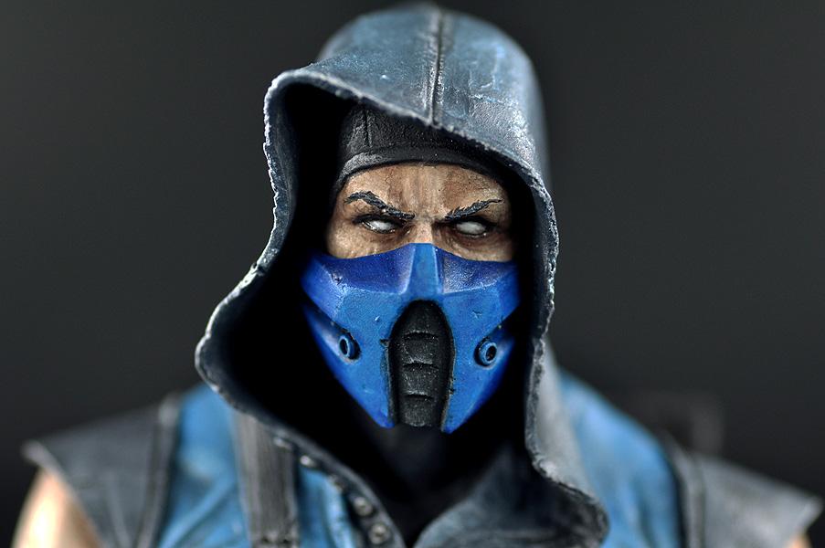 [Mortal Kombat] Sub-Zero