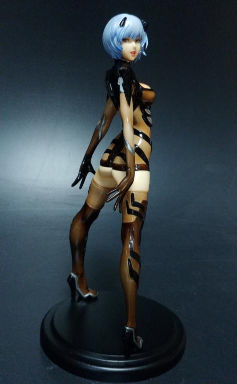 Sexy Rei Version 1/7