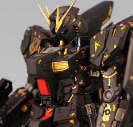 RX-93 ν GUNDAM 黑金配色