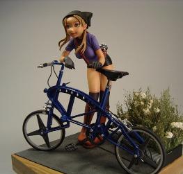 Rider Girl - Range Murata Design