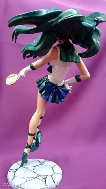 Sailor Neptune with Mirror