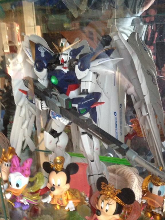 Gundam Wing Zero Custom 1/60
