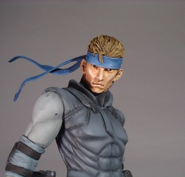 Solid Snake - Metal Gear Solid