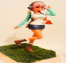 Super Sonico Figure