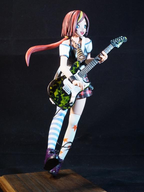 Sawa the punk rocker