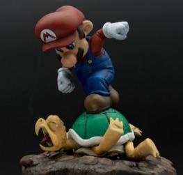 [Super Mario] Mario vs. Koopa