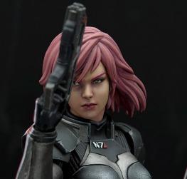 [Mass Effect] FemShep